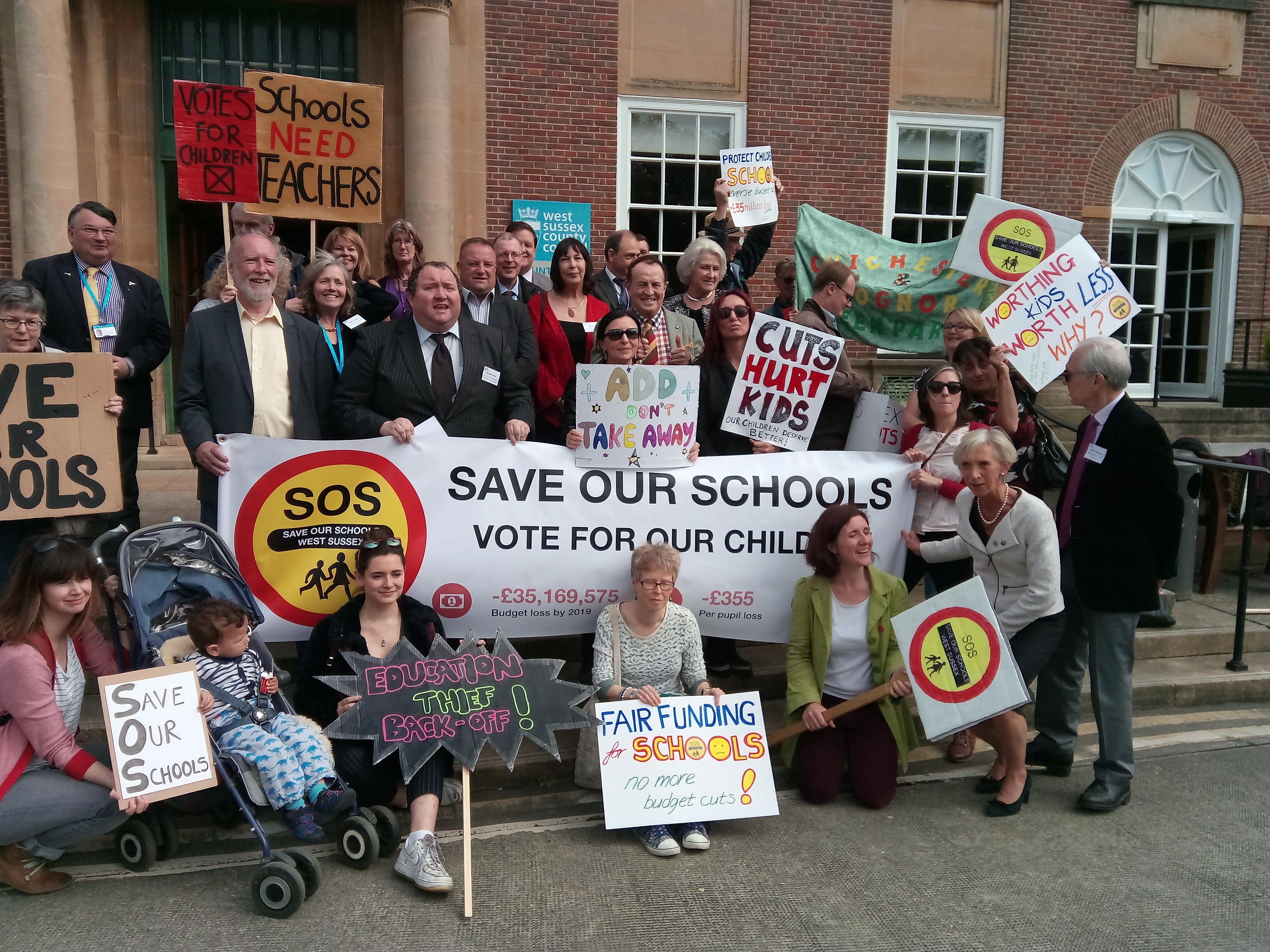 SOS Protest