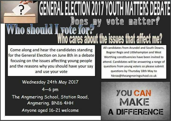 Young Voter Hustings