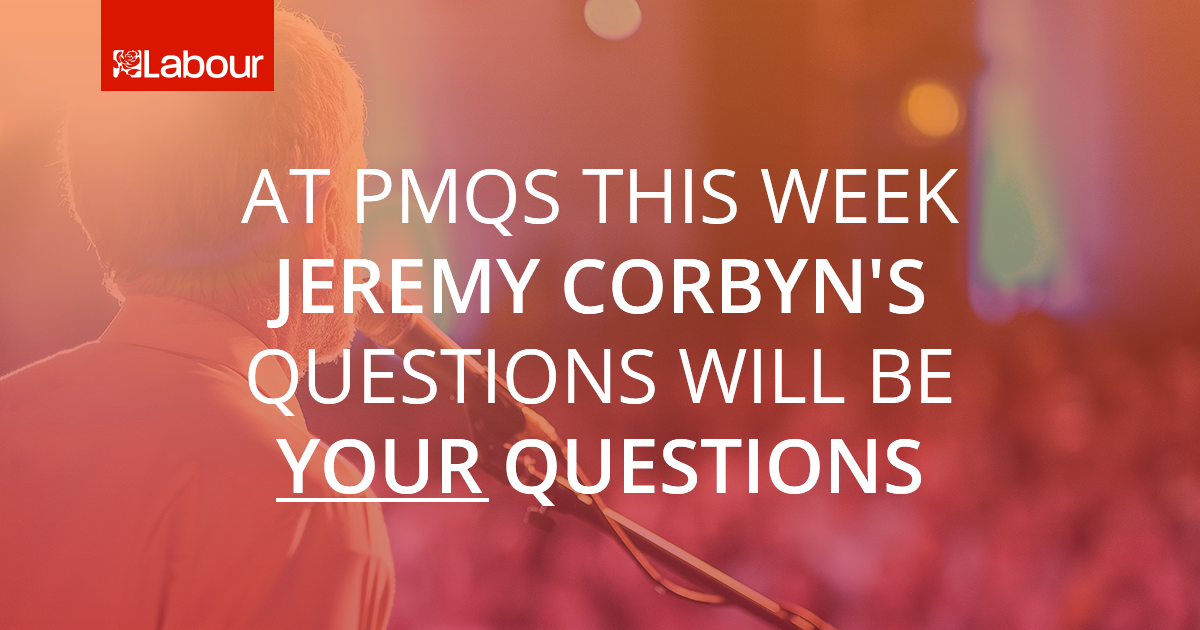 What would you like to ask David Cameron?