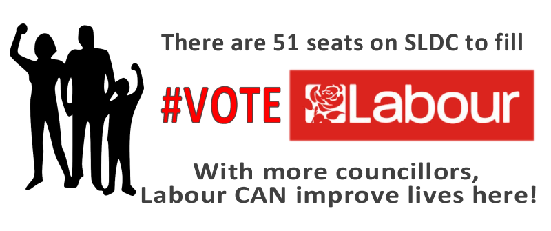 Labour can improve lives here!