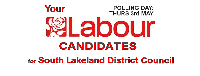 Your Labour candidates for SLDC