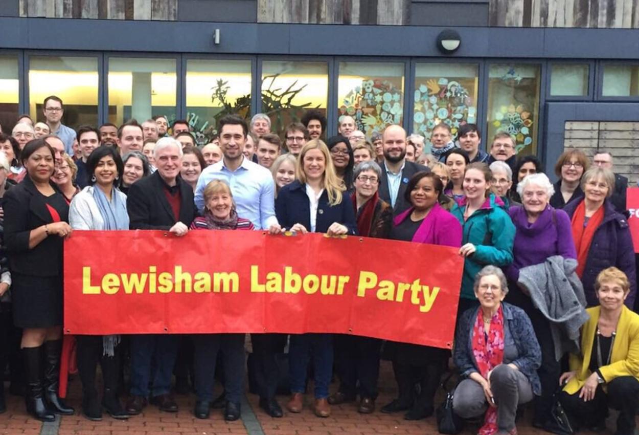 LP  members after one of the manifesto meetings