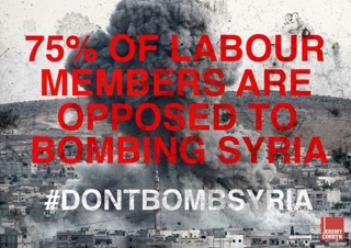 Don't bomb syria stat infographic