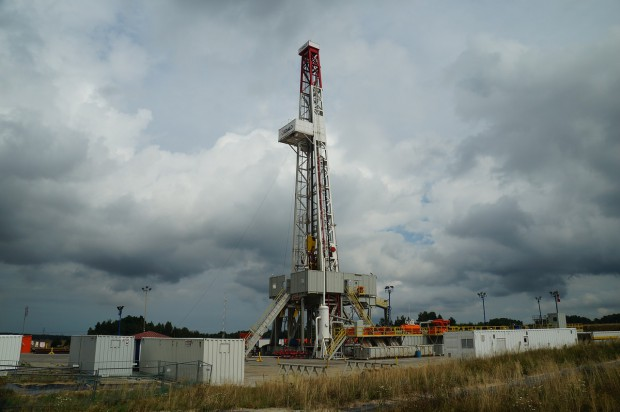 Fracking structure