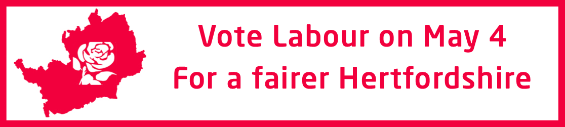 Vote Labour May 4