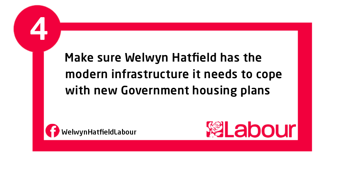 Pledge 4 - Helping you cope with Tory Housing Plans