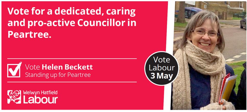 Helen Beckett for Peartree