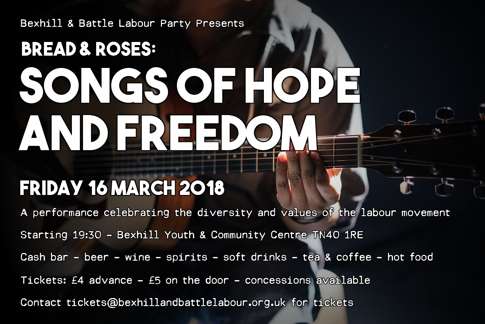 Songs of Hope and Freedom