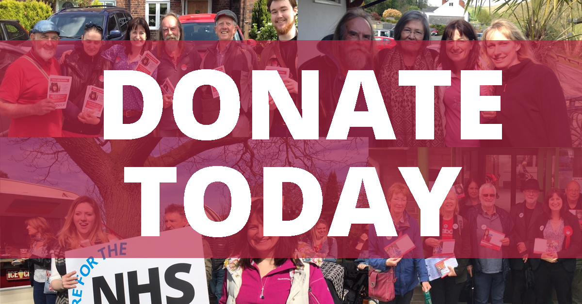 Donate to Ludlow Labour