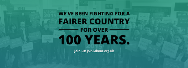 Labour Party building a fairer UK