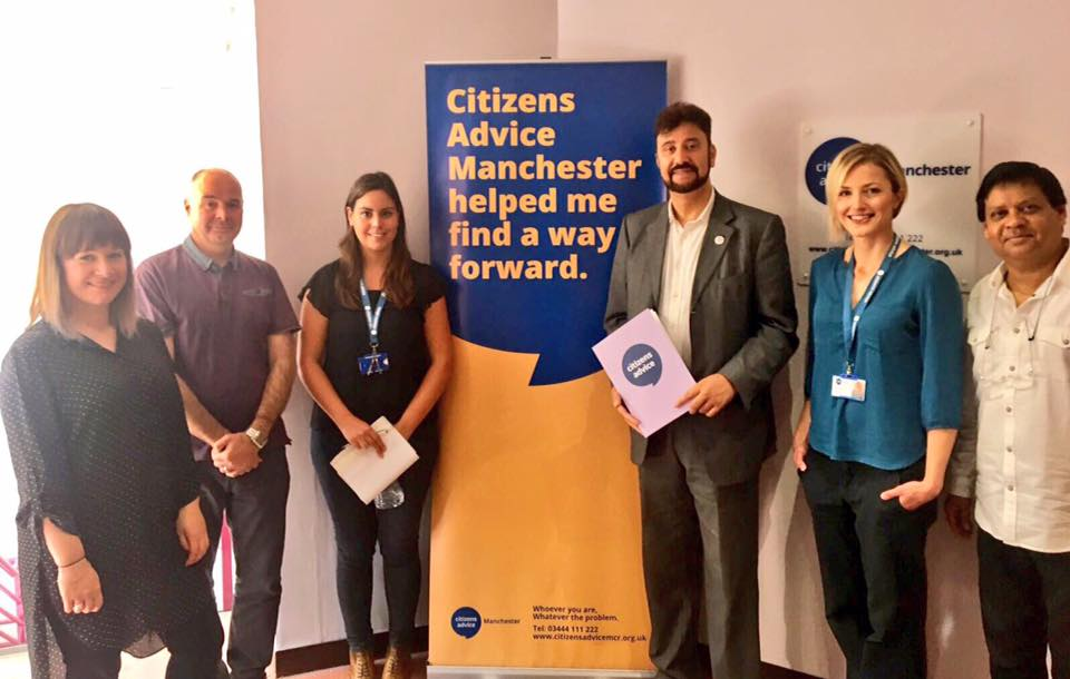 My Visit to Citizens Advice