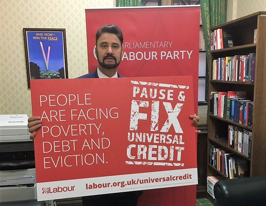 Emergency Debate on Universal Credit