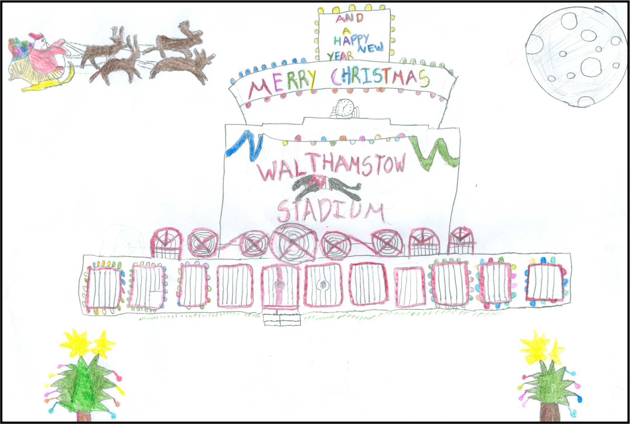The Winner Of The 2017 MP Christmas Card Competition Is Revealed!