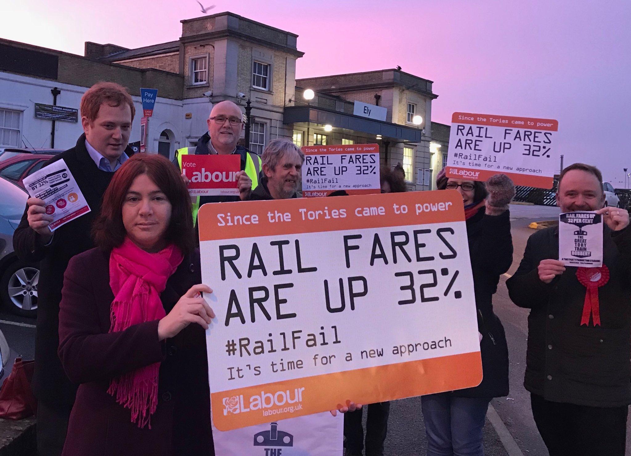 Rail Campaign