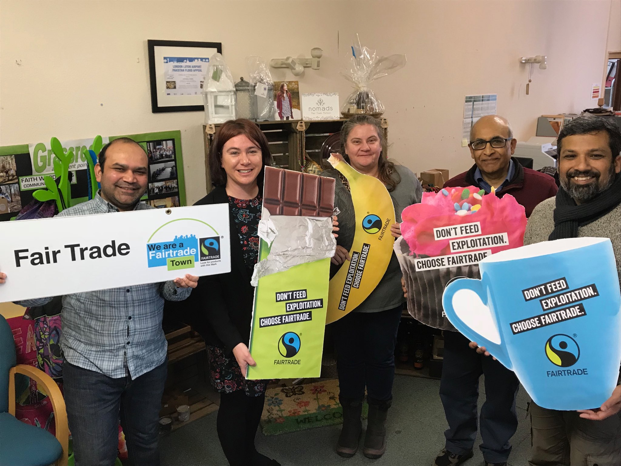 Fairtrade Luton