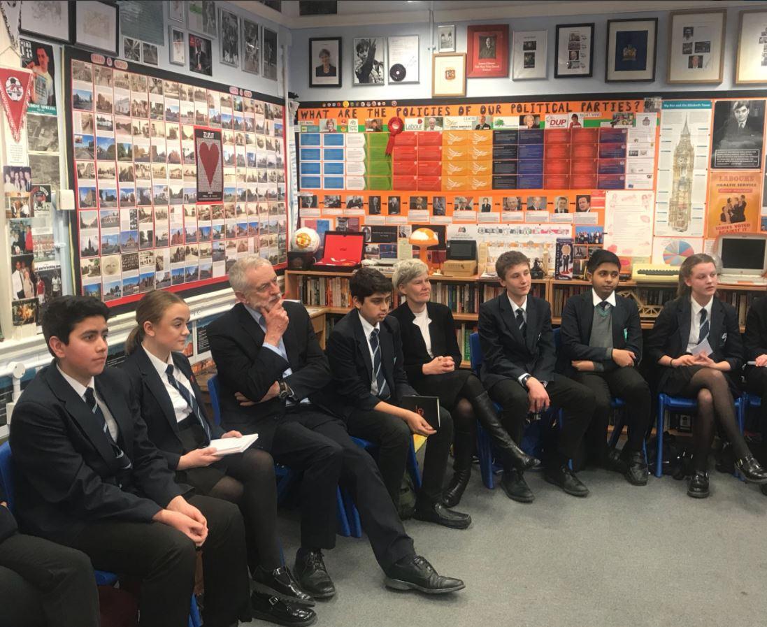 Kate_with_Jeremy_Corbyn_at_Stretford_High_School.JPG