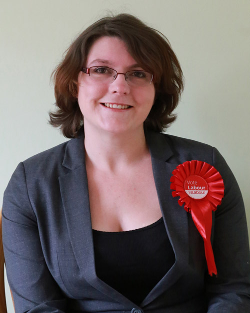 Natasha Osben Clacton Labour Party
