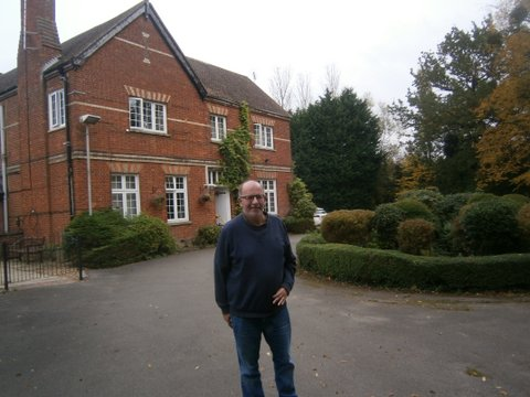 Cllr Long Outside The HomeJPG