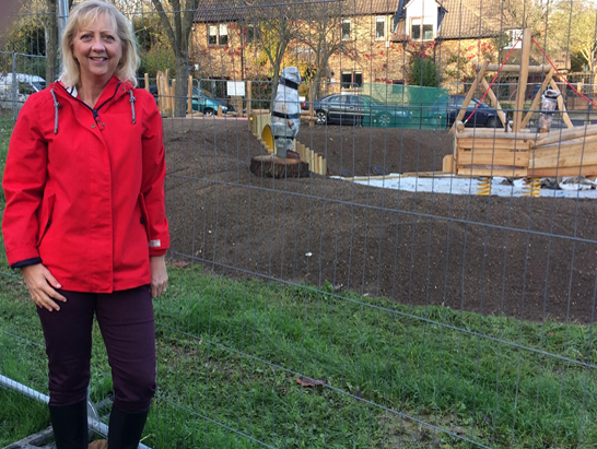 Cllr_Zoe_Nolan_outside_refurbished_play_area.png