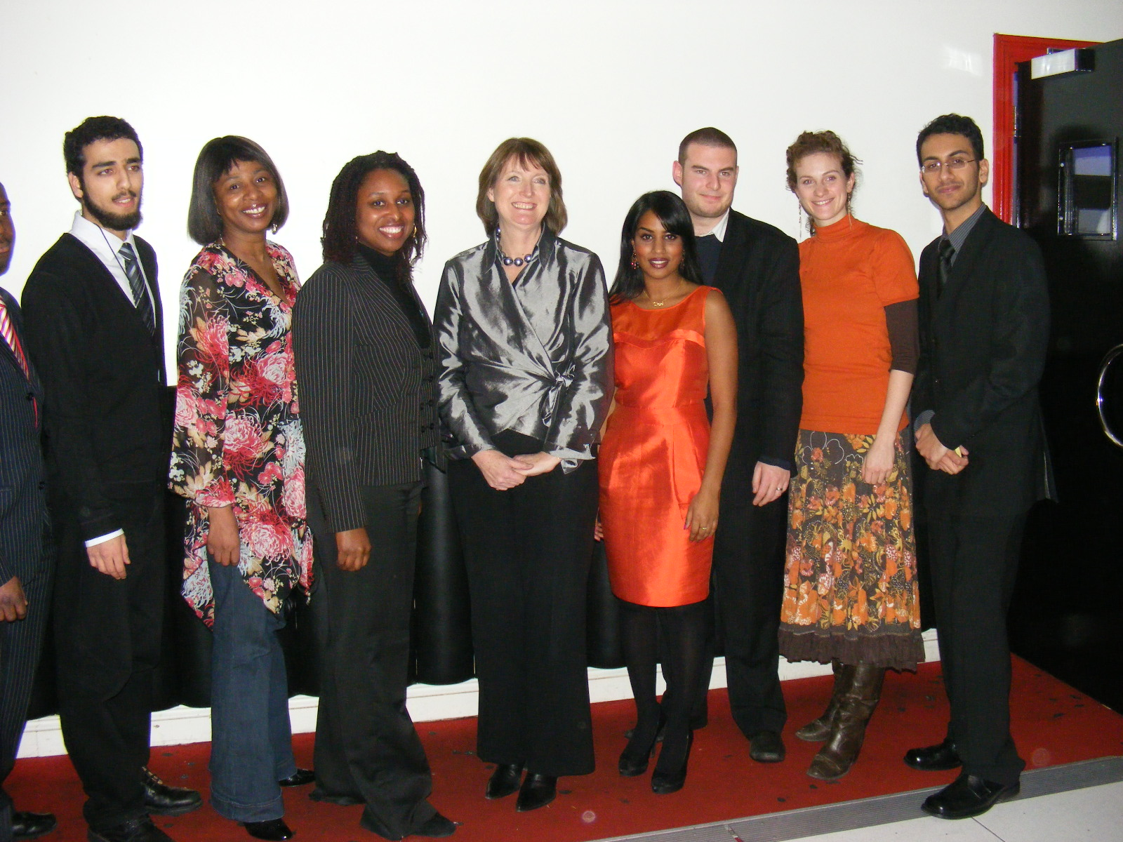Picture with Dawn Butler