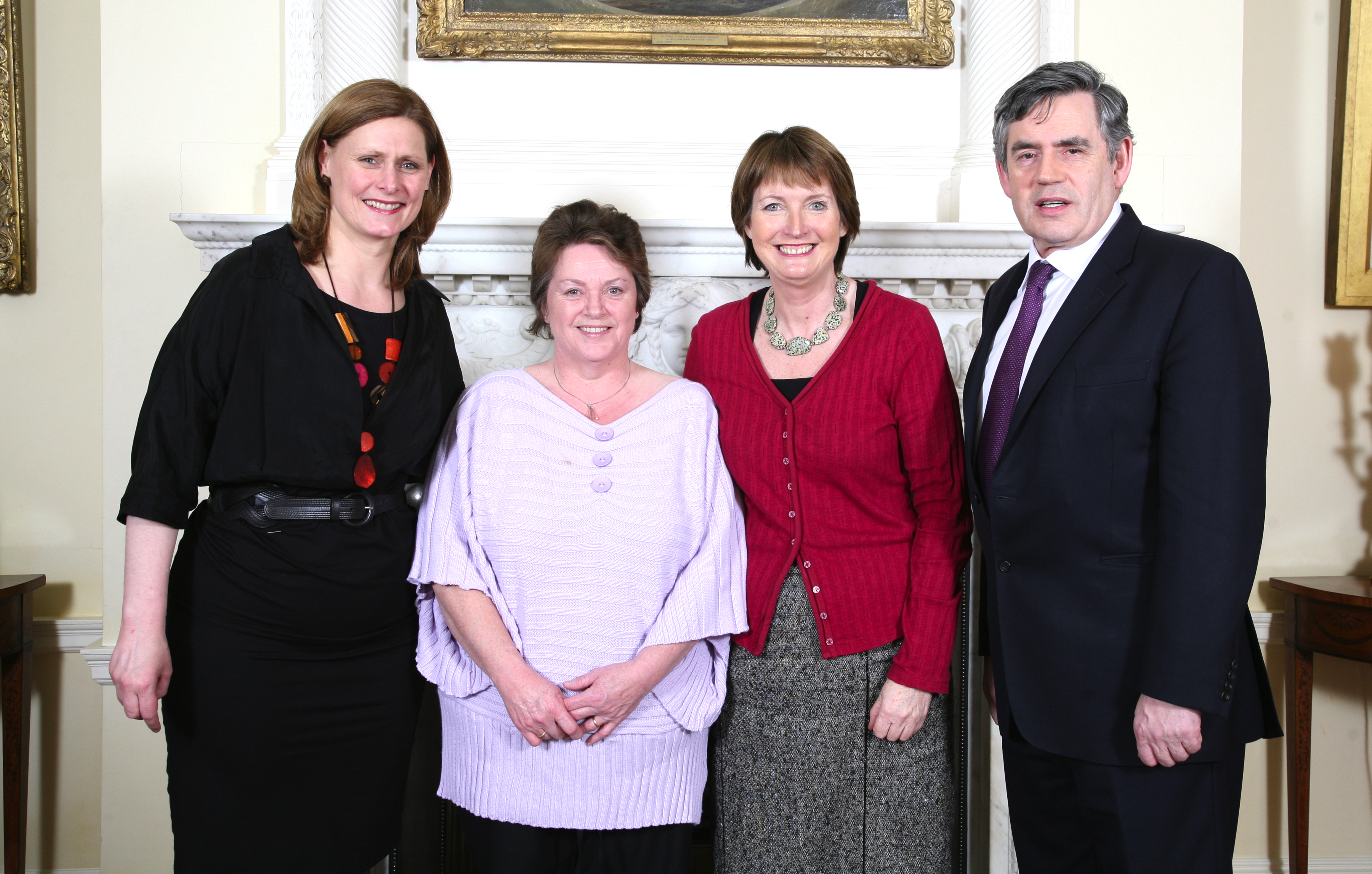 international women's day reception at no 10
