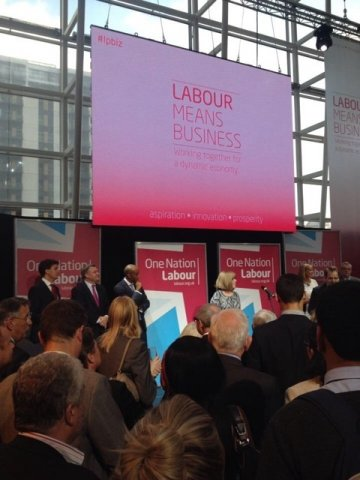 Labour business event