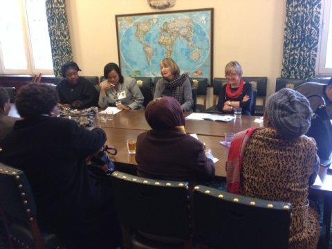 Meeting Women MPs Tanzanian_20140121