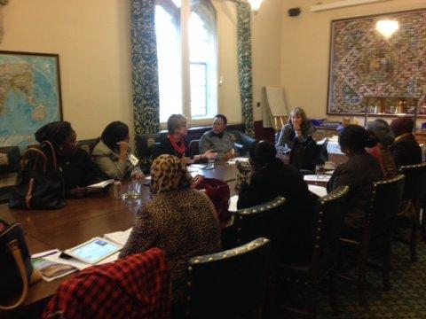 Meeting Tanzanian Women MPs_20140121