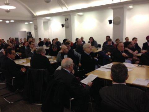 London Summit Audience