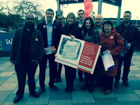 Battersea Energy Campaigning