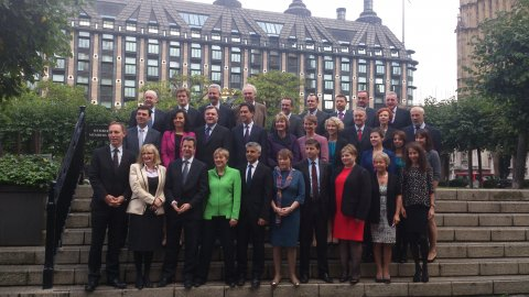New Shadow Cabinet