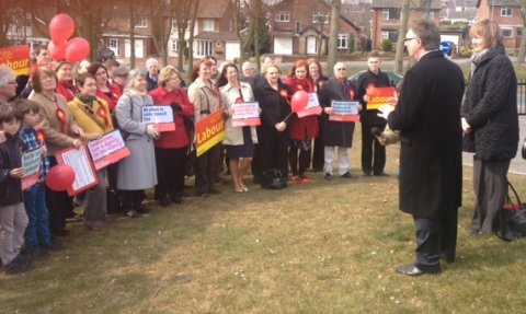 20130408 Nottinghamshire Local Election launch