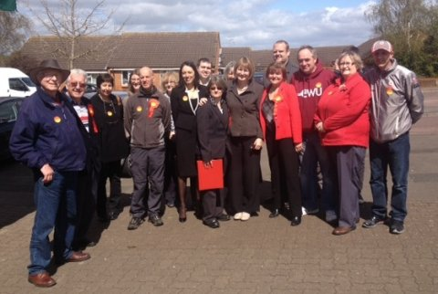 Gloucester Campaigning_20130429