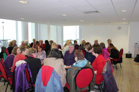 Older Women's COmmission Llandudno 2 - 220313