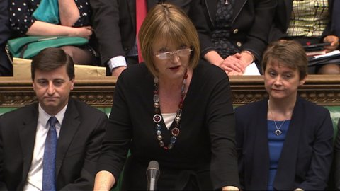 Harriet Harman PMQs - 150513