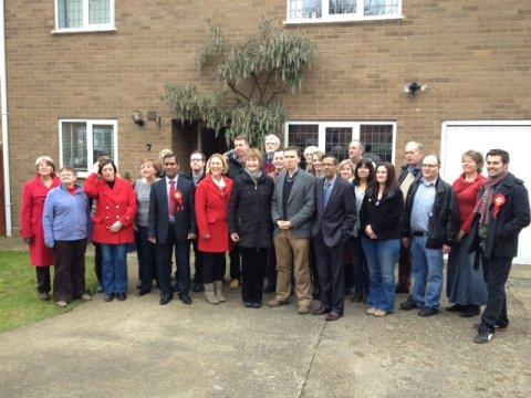 20130302_Campaigning in Milton Keynes