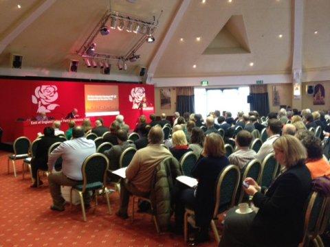 20121123_Eastern regional conference norwich
