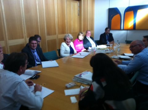 Local newspaper roundtable - 13/09/12
