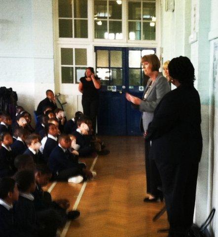 John Ruskin School
