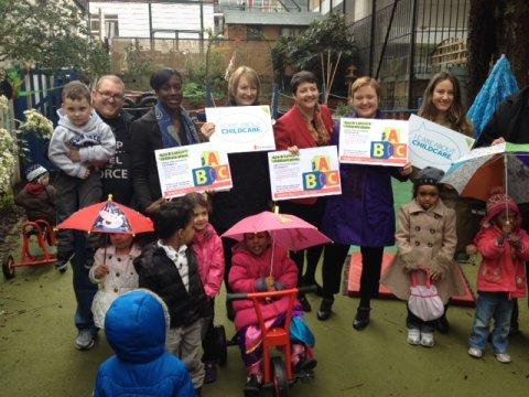 20120418 Nursery Visit