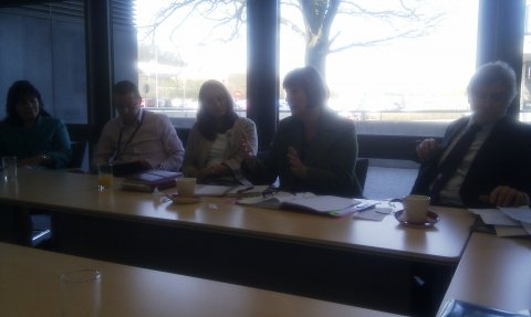 Roundtable at Loughborough University 280312