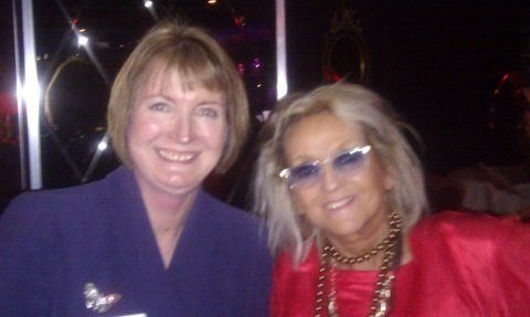 HH and Annie Nightingale