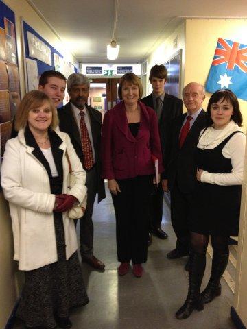 Faversham visit