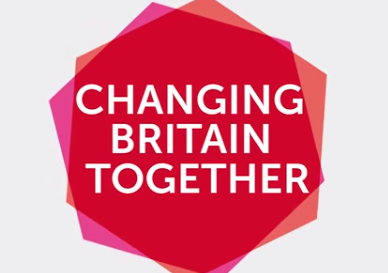 Changing Britain Together Logo