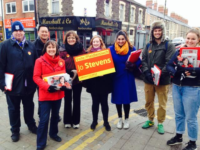 Canvassing Group
