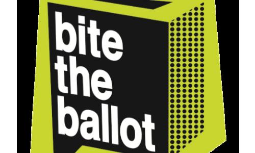 Bite the Ballot Logo