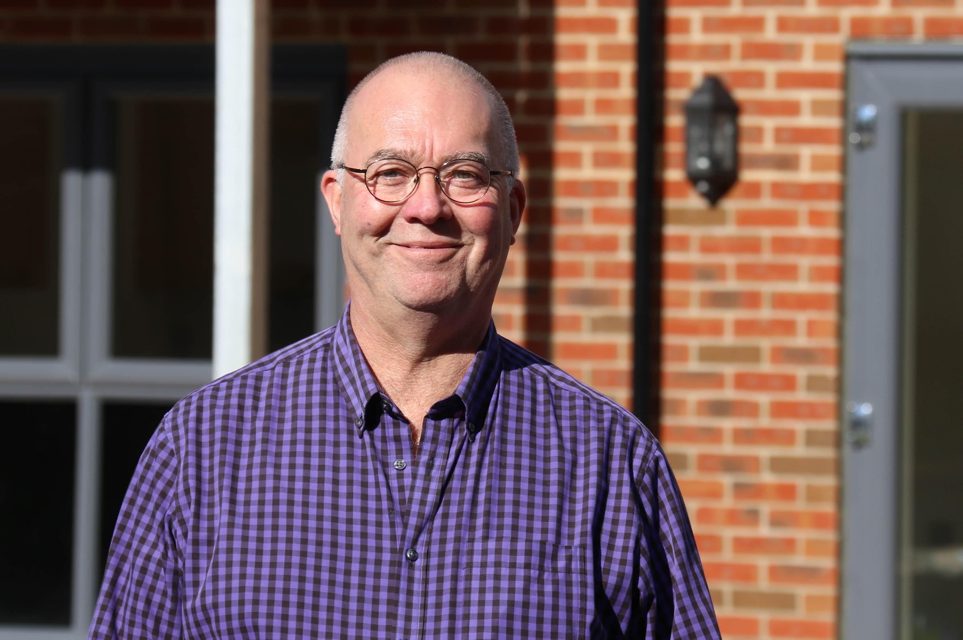 City Council Executive Councillor for Housing, Kevin Price