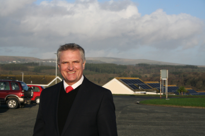 Chris Mavin Labour Candidate for Moor View