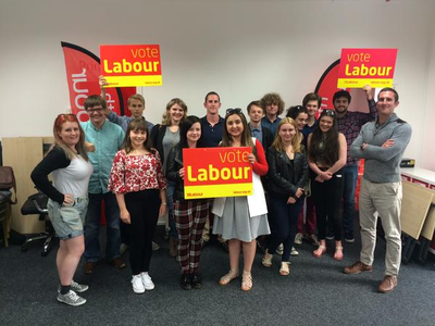 Young Labour Choir
