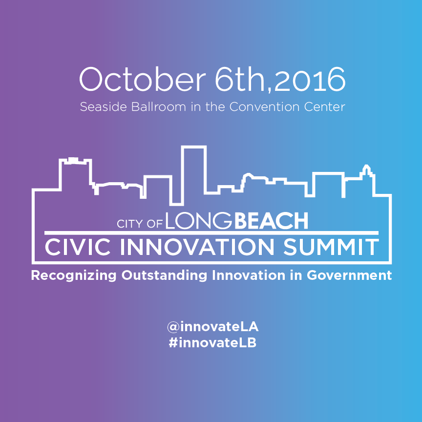 City Of Long Beach Civic Innovation Summit